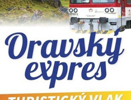 Turistický vlak ORAVSKÝ EXPRES